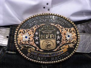NFR Go-Round Buckle