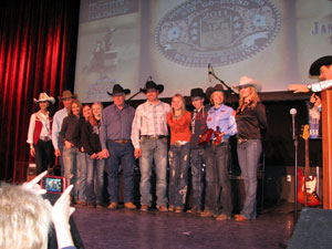 NFR Go-Round Buckle Presentations